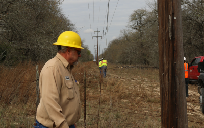 GVEC Fiber construction is coming to new areas of La Vernia and Stockdale