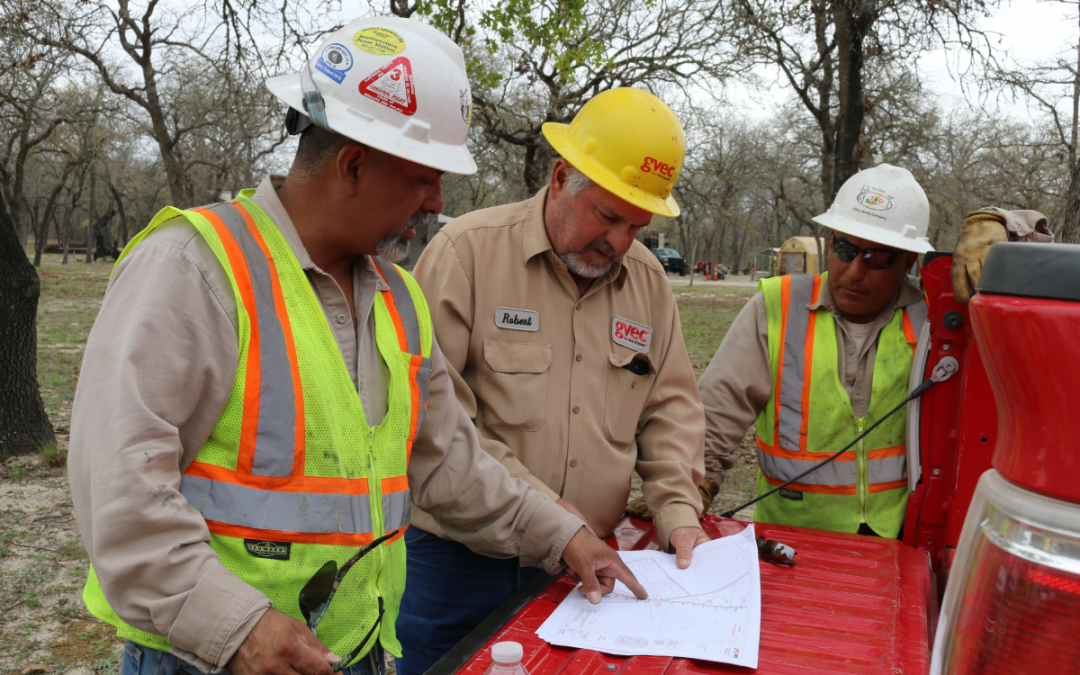 GVEC Fiber Construction is Coming to New Areas of Shiner and McQueeney