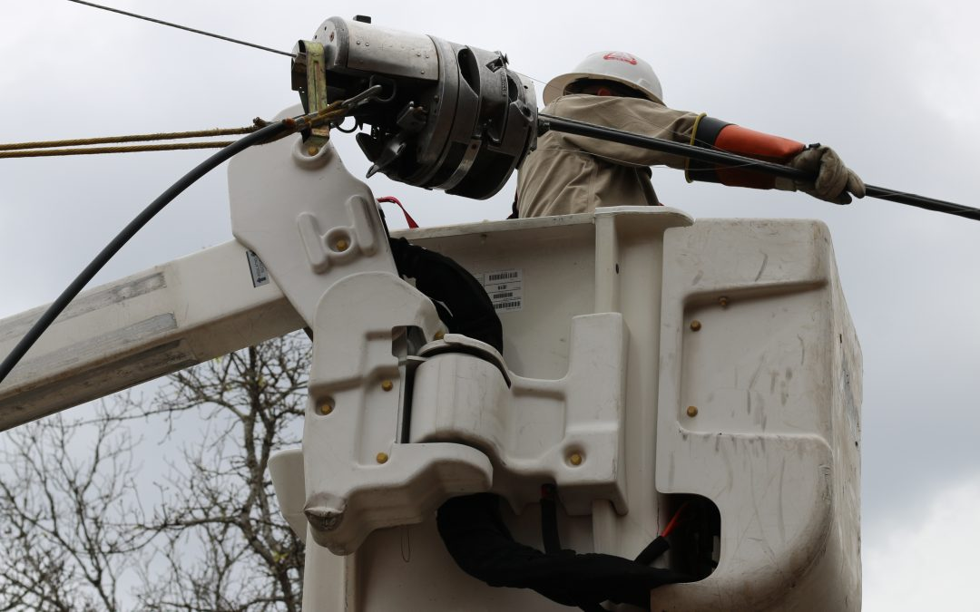 GVEC Fiber Construction is Coming to New Areas of Geronimo, Hickory Forest and New Berlin